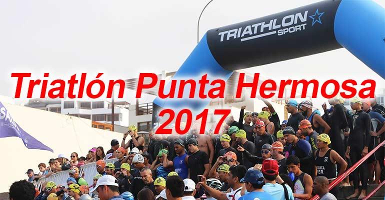 Triatlón Punta Hermosa 2017