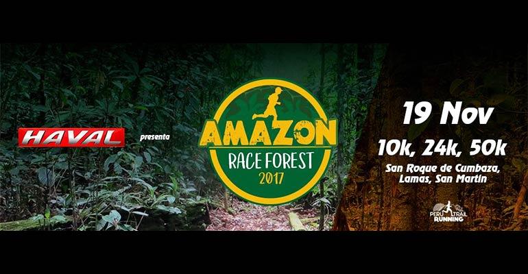 Amazon Race Forest 2017