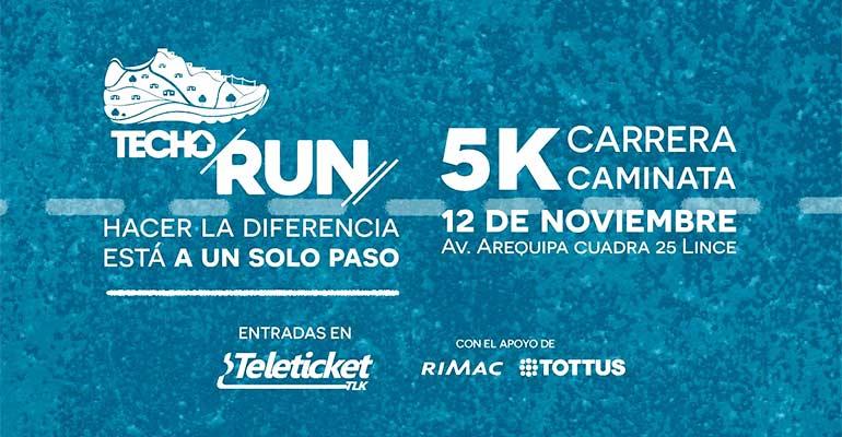Techo Run 5K 2017