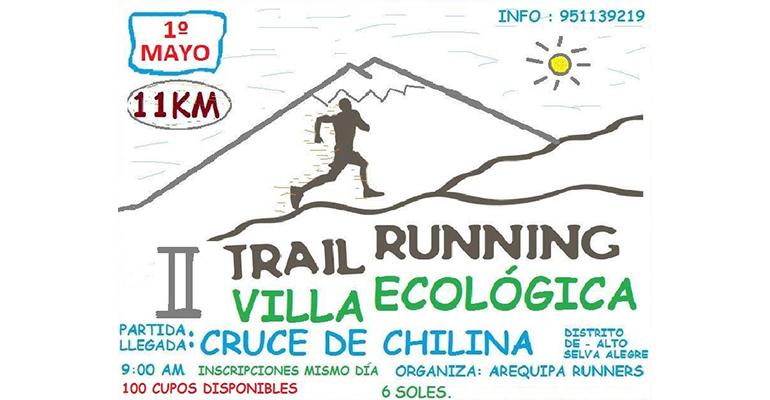 II Trail Villa Ecológica 2016