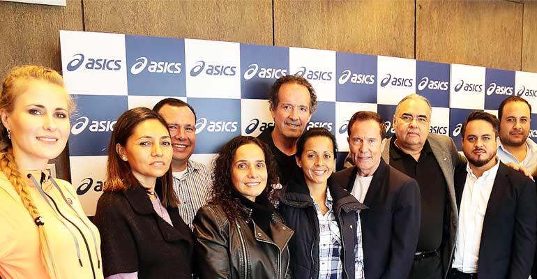 ASICS inicia operaciones en Perú