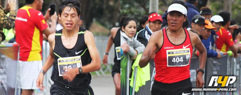 Huancayo y Puno se Impusieron en la Edición 106 de la Media Maratón de Lima