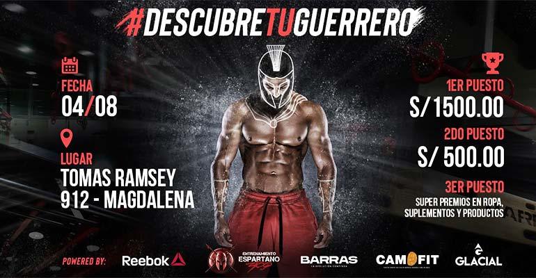 Spartan Warrior Challenge 2018 | Running 4 Peru