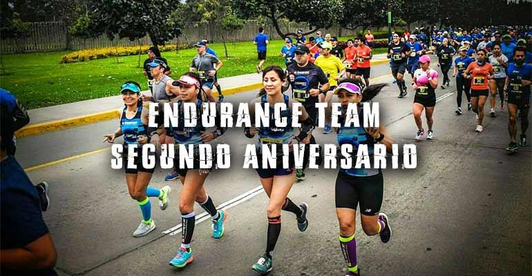 Endurance Team - Fondo Segundo Aniversario 2018