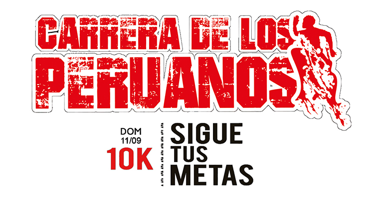 Carrera de los Peruanos 10K 2016