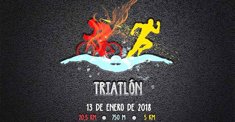 Triatlón Sprint Activa Club 2018