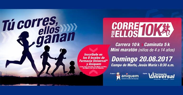 Corre Por Ellos 10K 2017