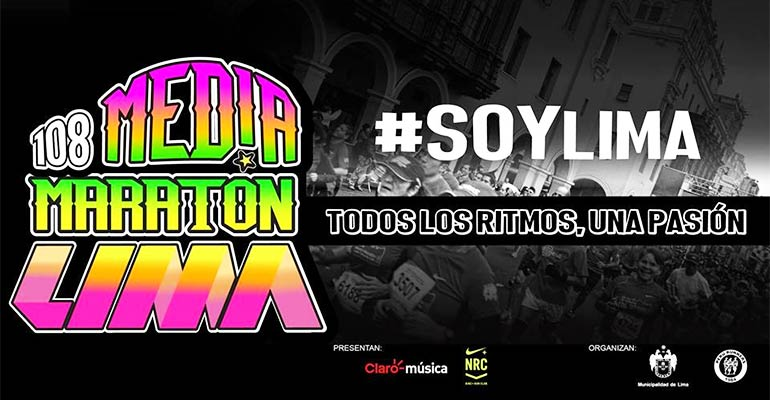 108 Media Maratón de Lima 2017