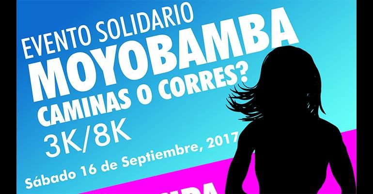 Moyobamba, Caminas o Corres? 2017