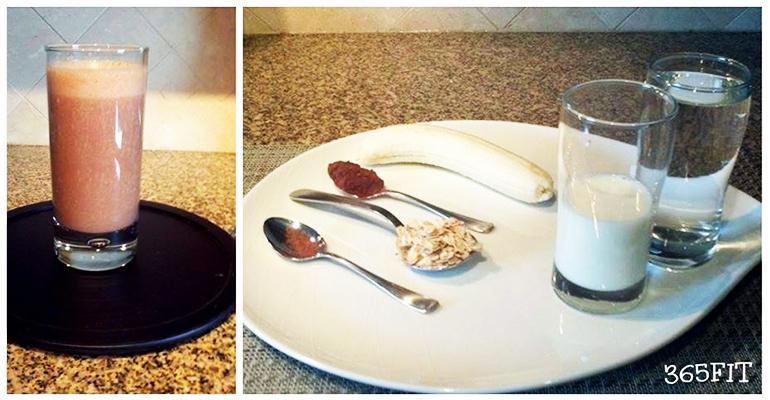 Milkshake De Chocolate Para Disfrutar Sin Remordimientos