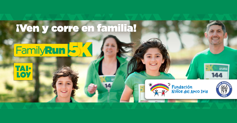 Niños Del Arco Iris Family Run 5K