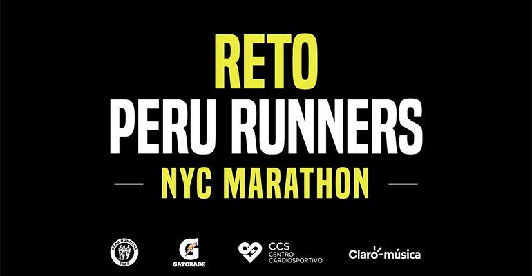 Reto Perú Runners - NYC Marathon 2017