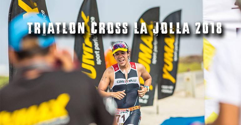 Triatlon Cross La Jolla 2018