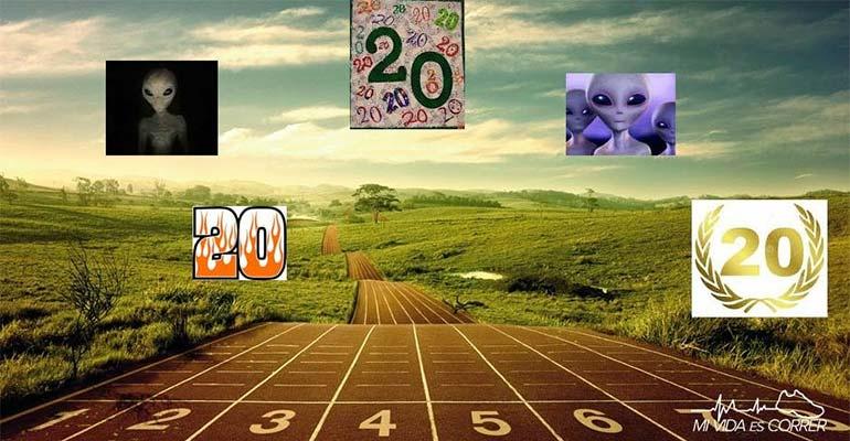 Achoramiento Runners Perú - Fondo 20K y 17K Rumbo Lima 42K 2017