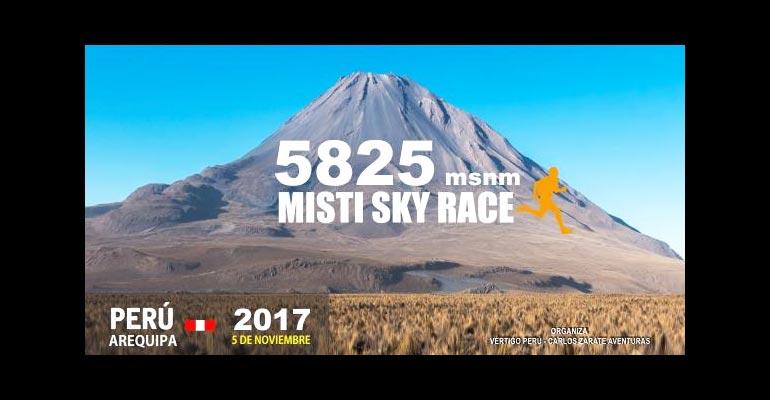 II Misti SkyRace 2017