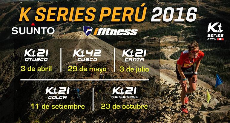K Series Perú 2016