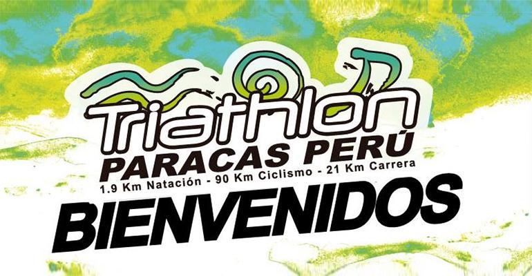 Triatlon Half Ironman Paracas 2016