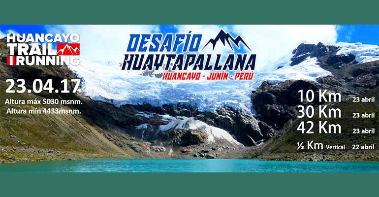 II Desafío Huaytapallana 2017