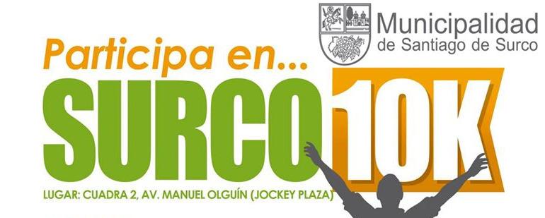Surco 10K 2015