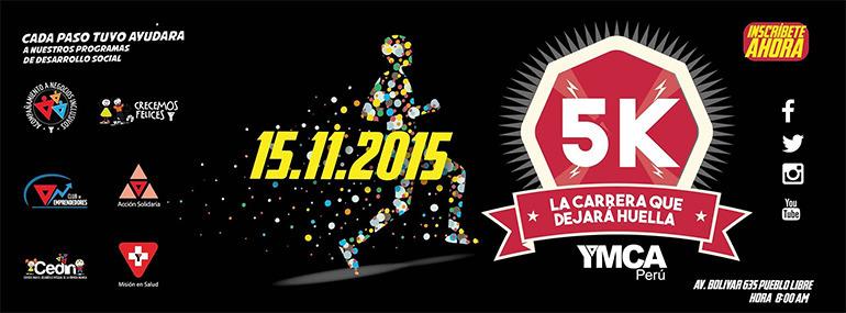 YMCA Perú 5K 2015