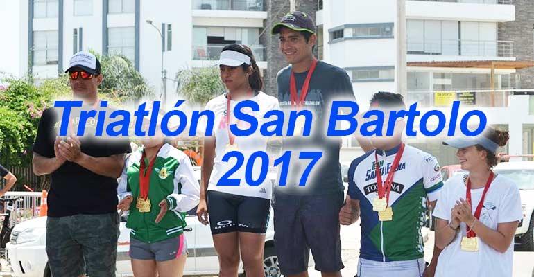 Triatlón San Bartolo 2017