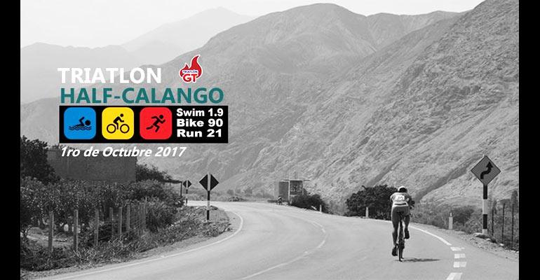 Triatlón Half Calango 2017