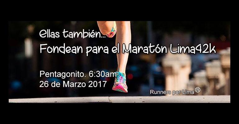 Runners Por Lima - XI Fondo De Entrenamiento Para Lima 42K 2017