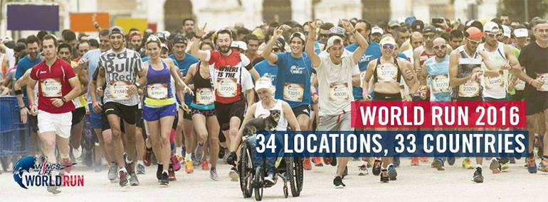 Wings for Life World Run 2016 Lima Peru