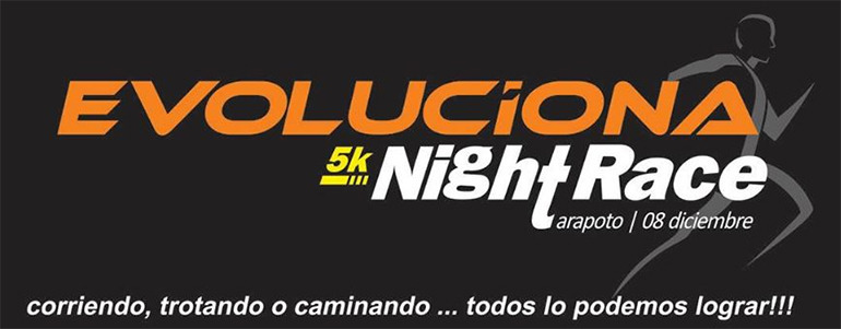 Evoluciona Night Race 5K 2015