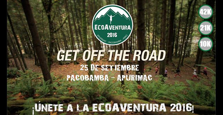 Inka Race EcoAventura 2016