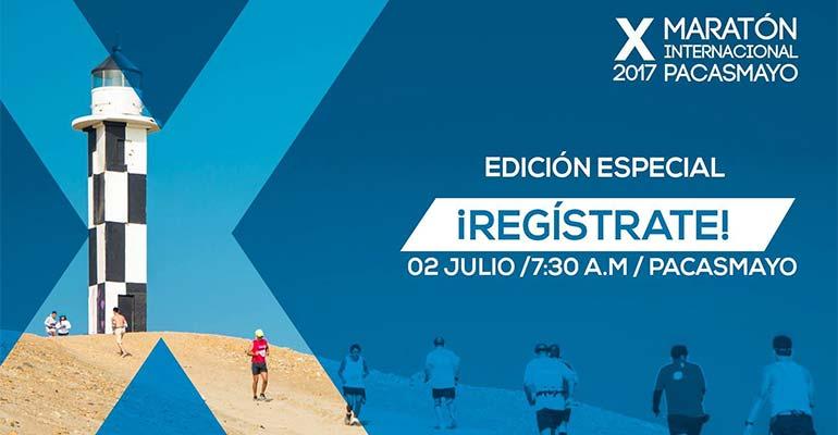Maratón Internacional de Pacasmayo 2017