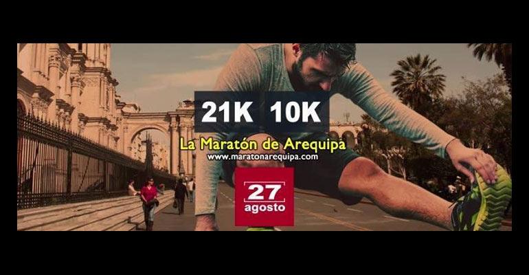 Media Maratón Internacional Arequipa 2017