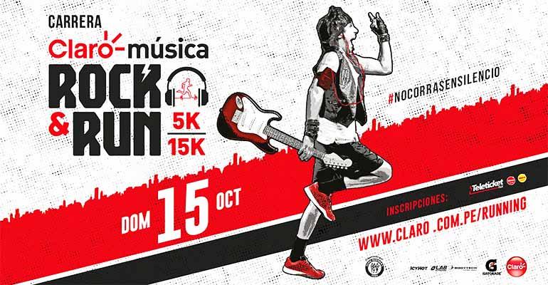 Claro Música Rock & Run 15K 2017