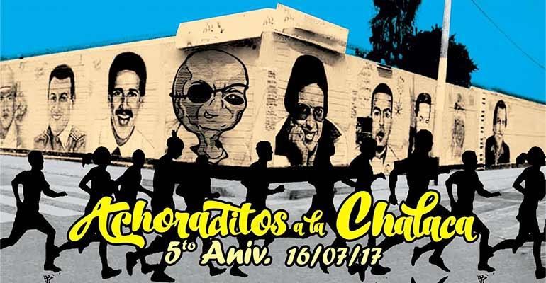5to Aniversario - Achoraditos a La Chalaca