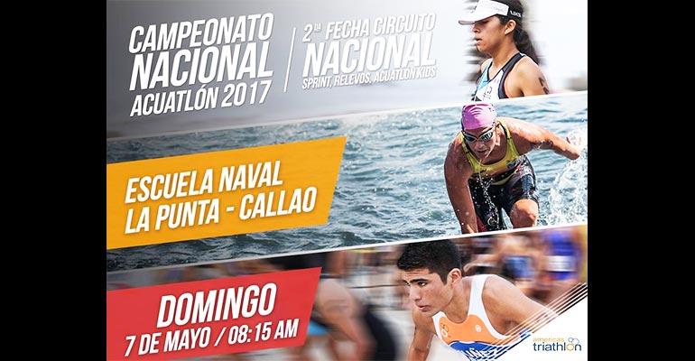 Campeonato Nacional De Acuatlón 2017