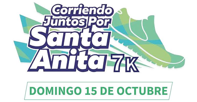 Corriendo Juntos por Santa Anita 7K 2017