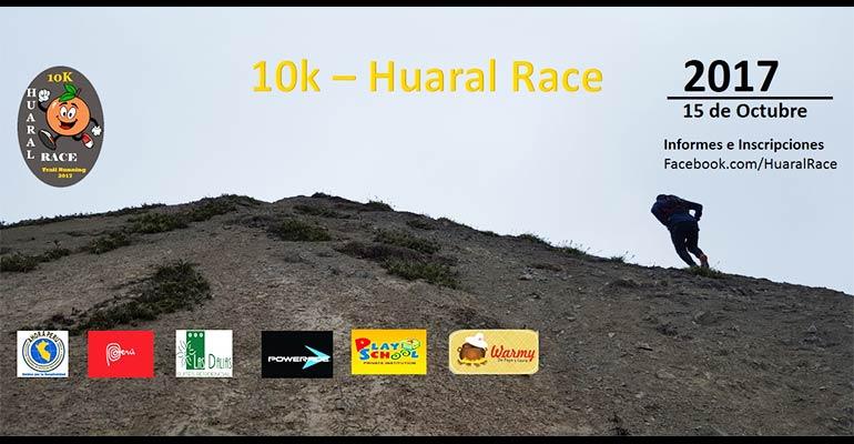 Huaral Race 10K 2017