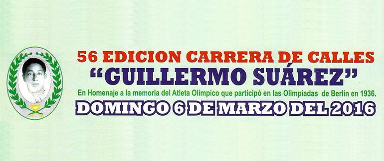 Carrera Guillermo Suárez 9K 2016