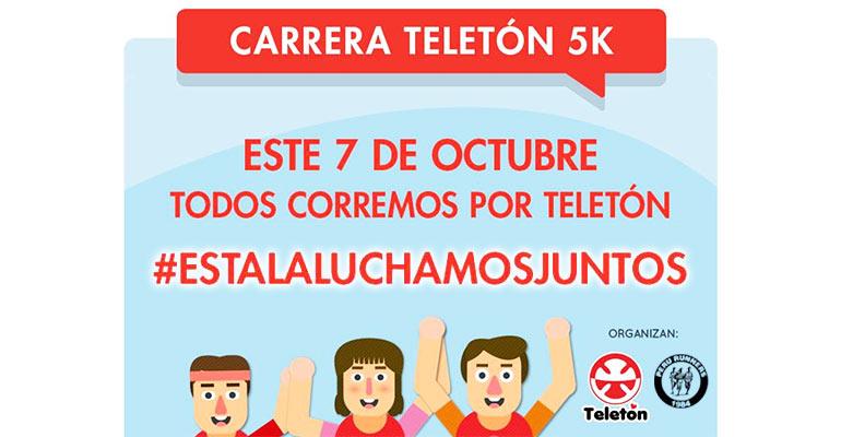 Teletón 5K 2017