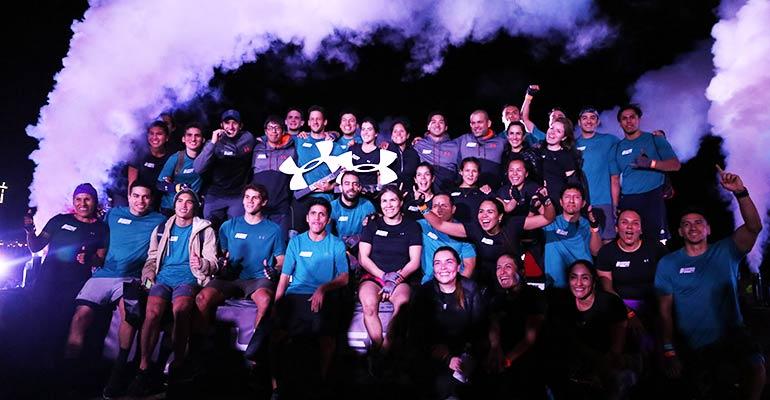 Under Armour Perú: la segunda edición del Armour Challenge llevó el training al siguiente nivel