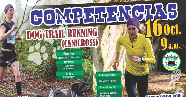 Dog Trail Running Chaclacayo 2016
