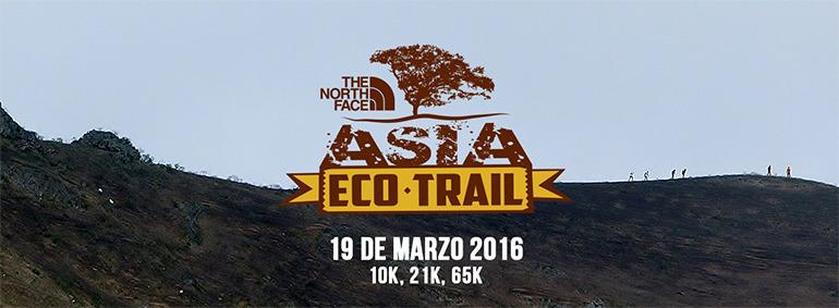 Asia Eco Trail 2016