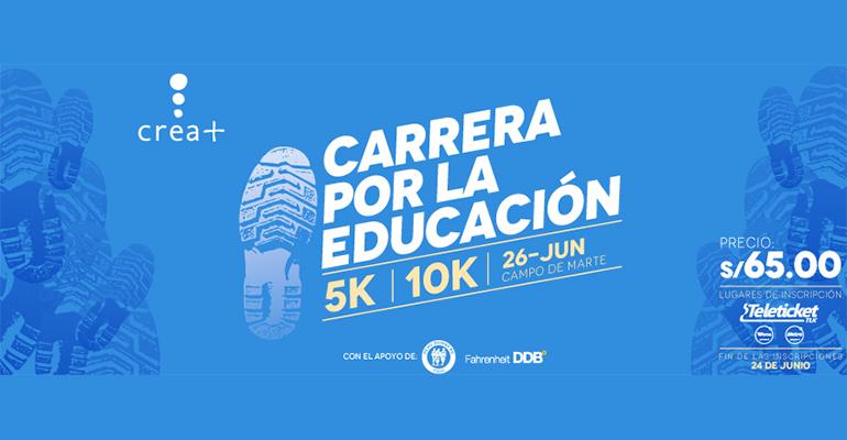 Carrera Por La Educación 10K 2016