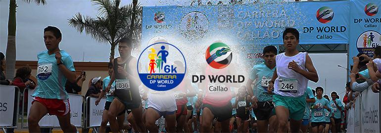 Carrera DP World Callao 6K 2015