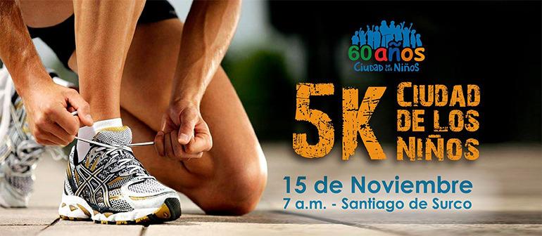 5K Ciudad de los Niños 2015