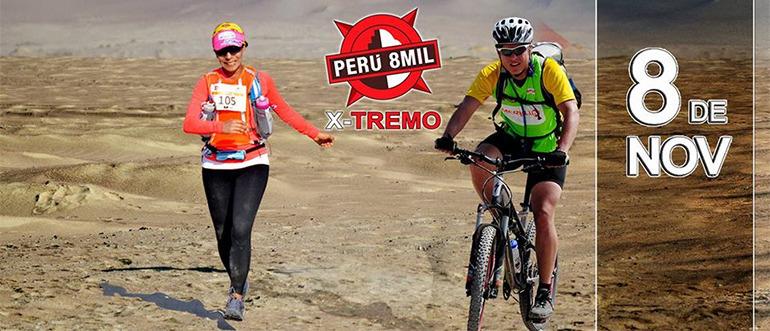 Perú 8mil X-Tremo 2015