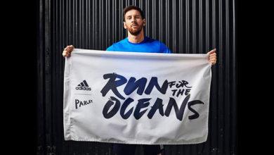 """Messi y adidas presentan la """"Run For The Oceans"""" para salvar a los océanos del mundo"""
