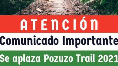 Se posterga el Pozuzo Trail 2021