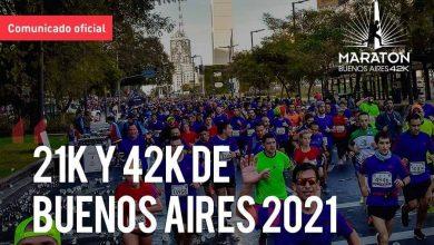 Maratón de Buenos Aires 2021: Comunicado oficial Asociación Ñandú